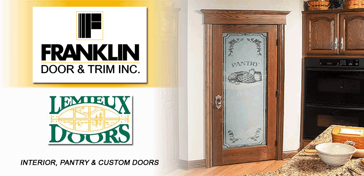 OUR MANUFACTURES WEB-SITES & Products \u0026 Services | Franklin Door \u0026 Trim